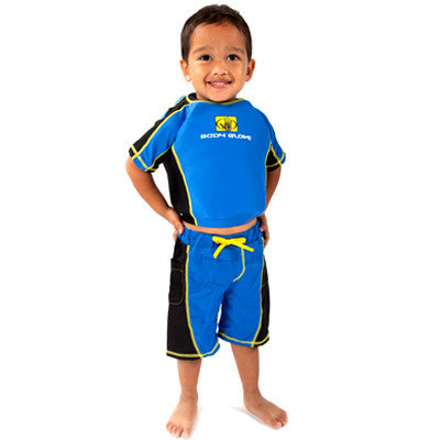 Body Glove Float suit Blue (Only Size 3-4yrs)
