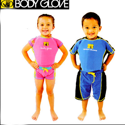 Body Glove Float suit Blue (Size 3-4yrs Only)