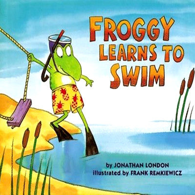 Froggy Learns to Swim