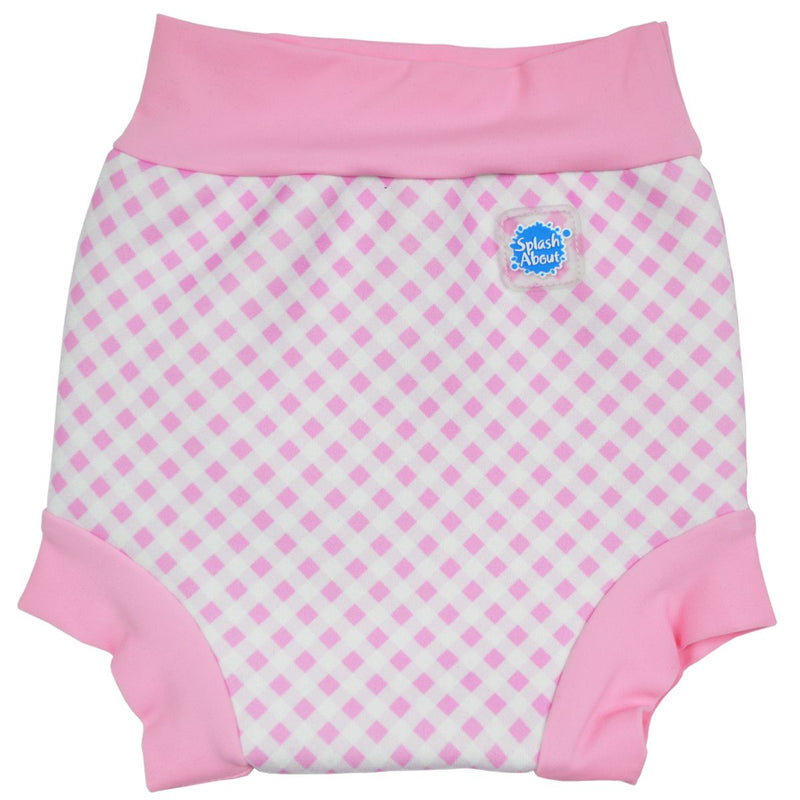 Happy Nappy Pink Gingham