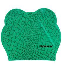 Sporti Gecko Latex Swim Cap