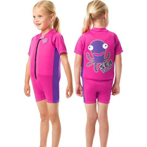 Speedo Sea Squad Float Suit (Size 2-3yrs/15-17kgs Only)