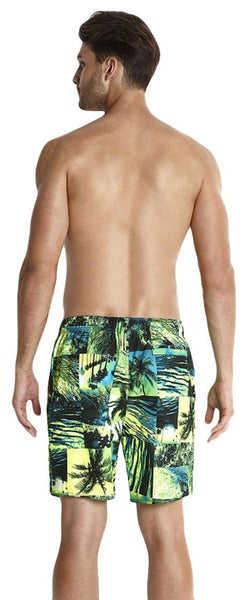 "Speedo Tropics Printed Leisure 18"" (Size XSmall Only)"