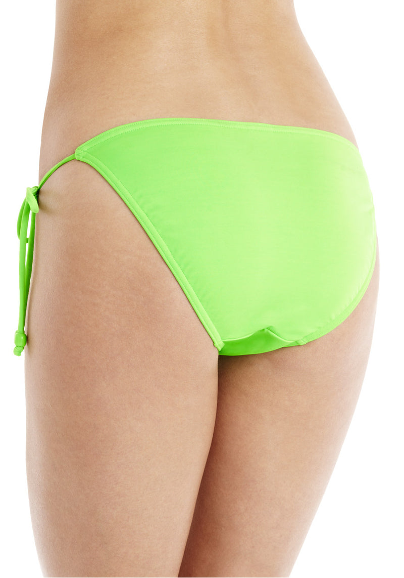 Color Pop Green Bikini