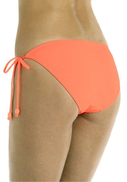 Color Pop Burnt Peach Bikini