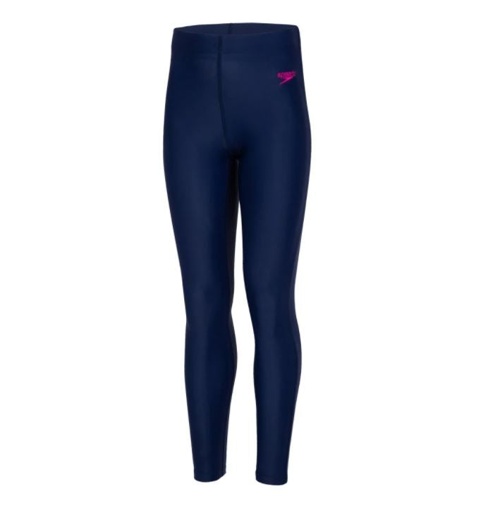 Speedo Solid Swim Legging - Jr