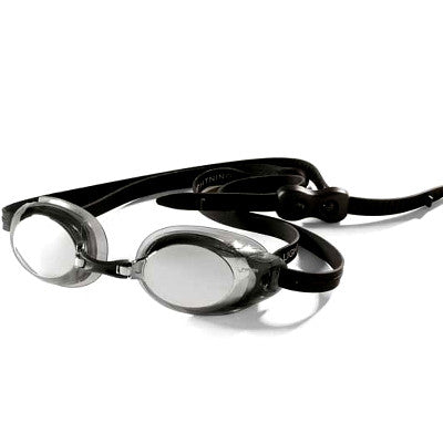 Finis Lightning Mirror Goggles Silver