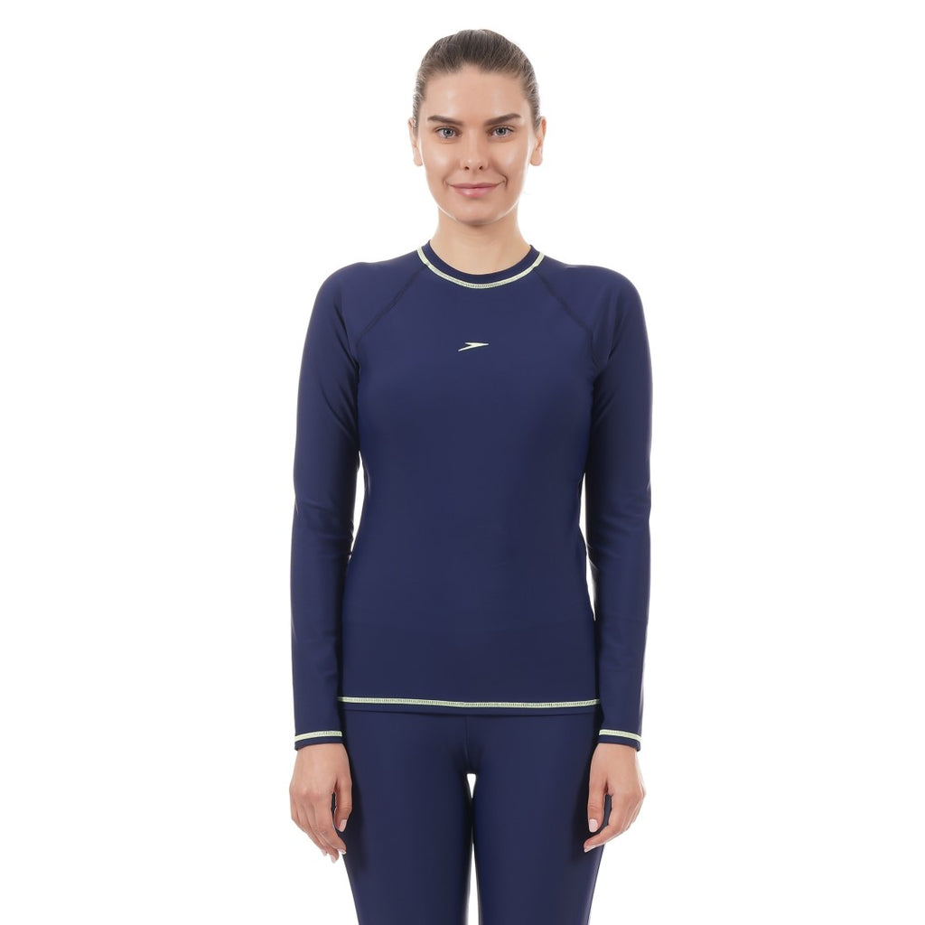 Shop Speedo online - The Beach Company India - Shop Rashguard top online - Shop Speedo Rashguard online - Active swimwear - Women's swimsuits - Shop Speedo