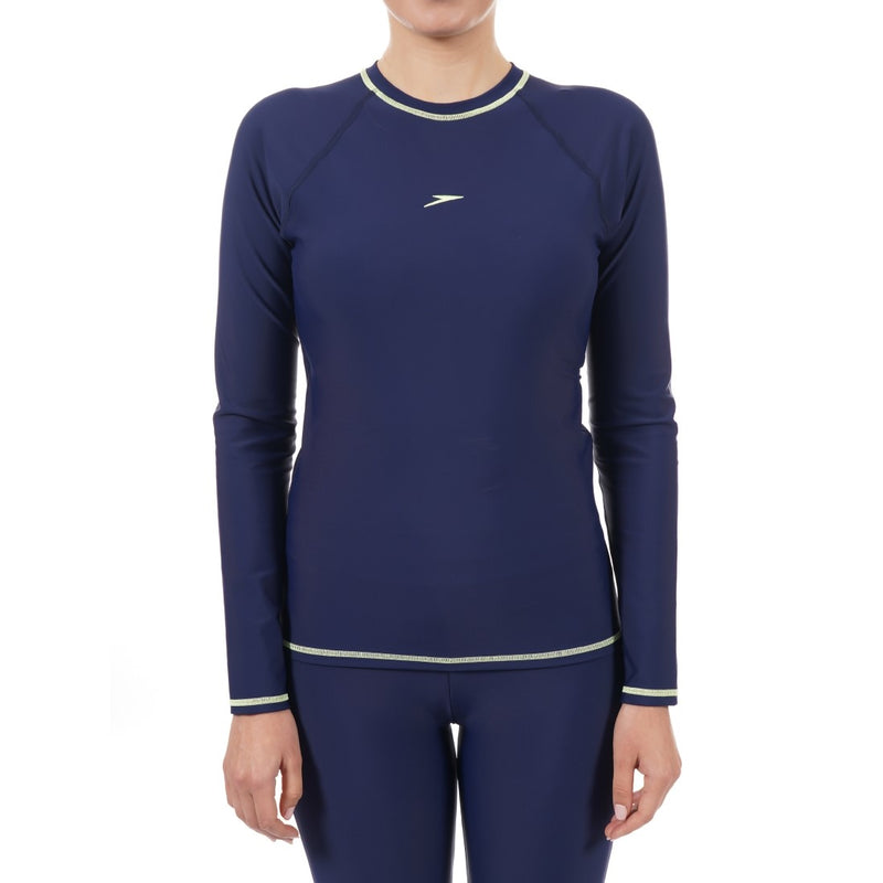 Speedo Long Sleeve Rashguard/ Suntop