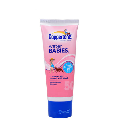 Coppertone Water Babies Pure & Simple Sunscreen Lotion- SPF 50