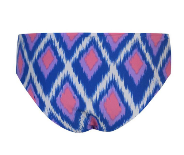 SoulCal Ikat Full Coverage Bikini With Reversible Bottom