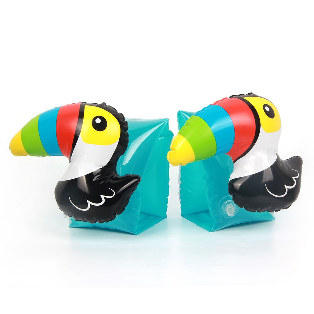Toucan Inflatable Arm Bands