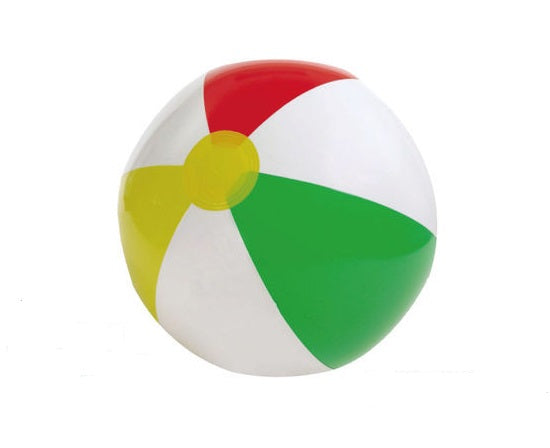 Color Splash Beach Ball