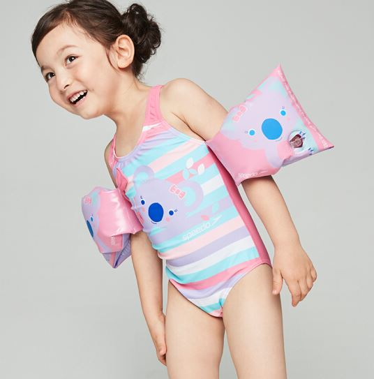 Speedo Koala Printed Junior Armbands
