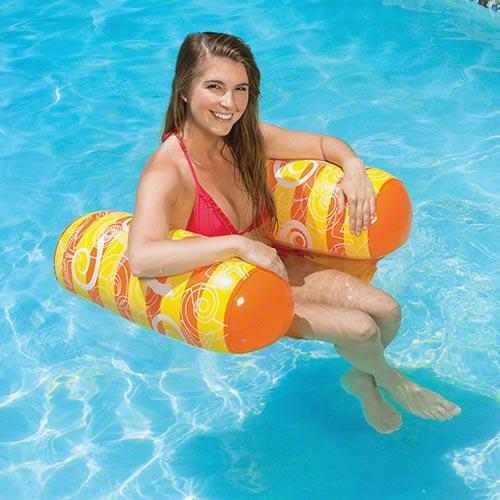 Astonishing Water Chair I Pool Floats And Inflatables Online The Beach Company Ocoug Best Dining Table And Chair Ideas Images Ocougorg