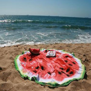 Watermelon Tapestry Beach Mat
