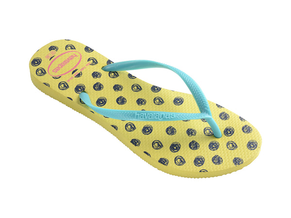 Slim Fresh By Havaianas (2 Colors)