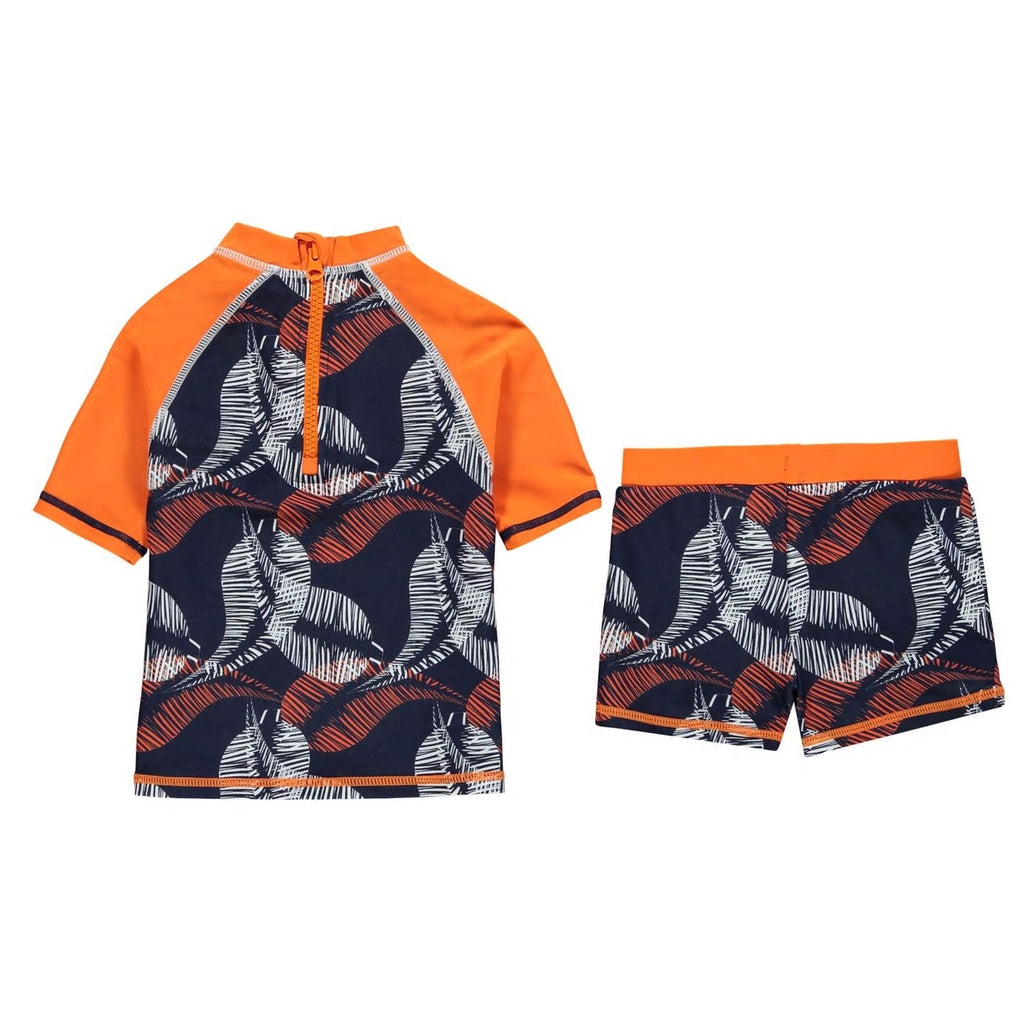 2 Piece Swimsuit Infant Boys