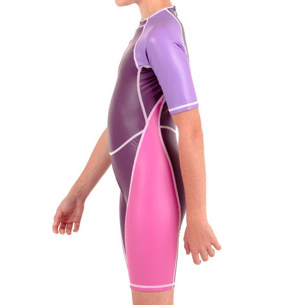 Purple Pink Thermal (Size 6yrs & 14yrs Only)