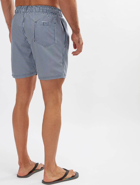 Pin Striped Swim Shorts (S Only)