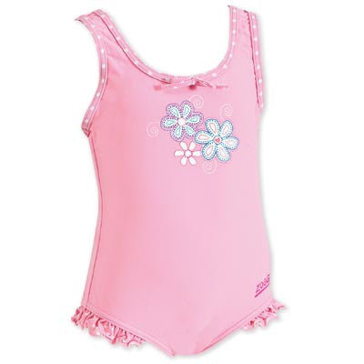 Zoggs Sunsine scoopback - Zoggs Swimsuits for Girls