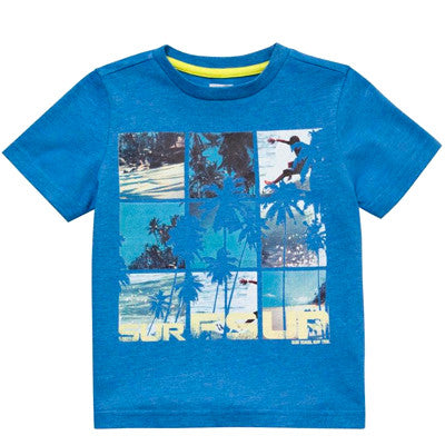 Blue Surf Dude T-Shirt