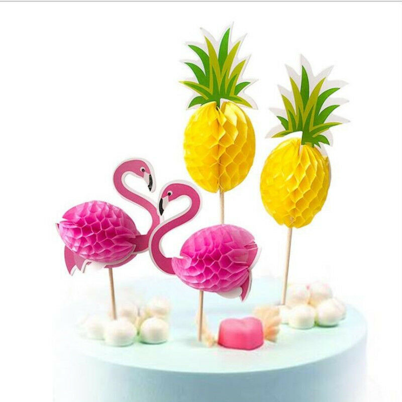 3D Cupcake Toppers (Pack of 20)