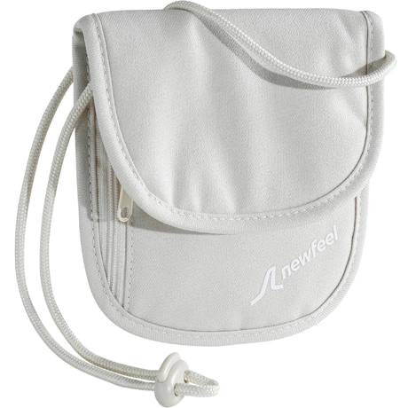 Money Pouch with Neck Strap