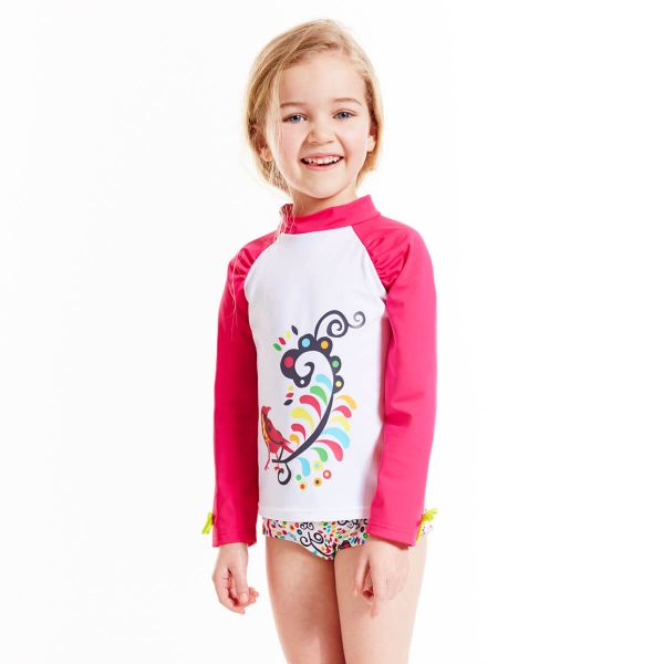 Rash Top de Birdy - Long Sleeve