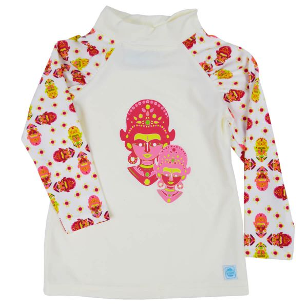 Rash Top Kayla La - Long Sleeve