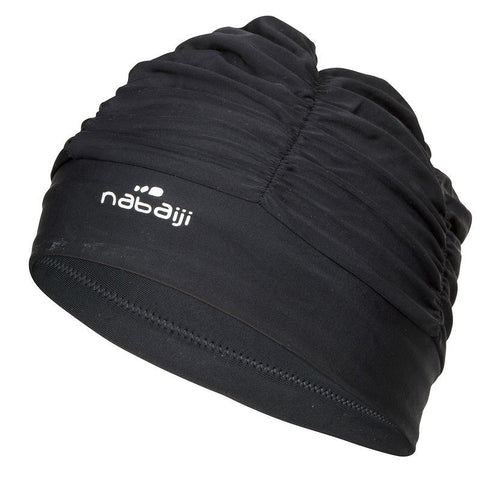 Volume Fabric Swim Cap