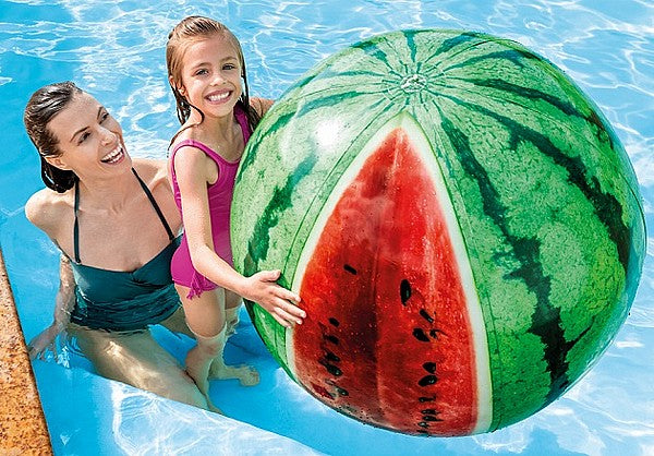 Giant Watermelon Beach Ball 42""
