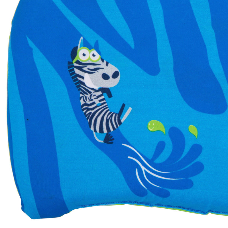 Zebra Float Board