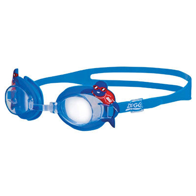 Little Zoggy Blue Goggles