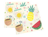 Summer Love Paper Napkins (Pack of 20)