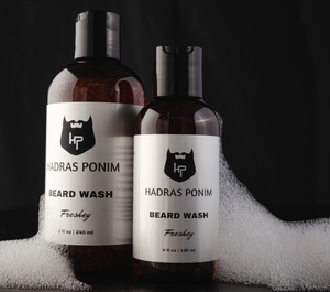 Is beard wash better than shampoo for your head?