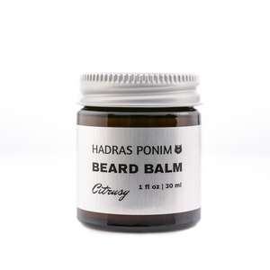 CITRUSY BEARD BALM