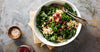 Kale Salad with Creamy Dill Dressing