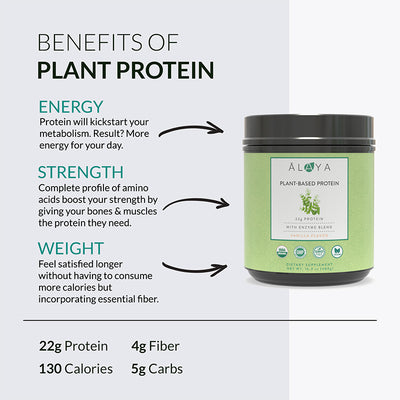 Organic Plant-Based Protein