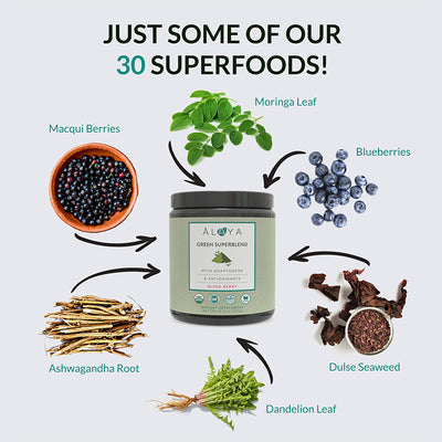 Organic Green Superblend