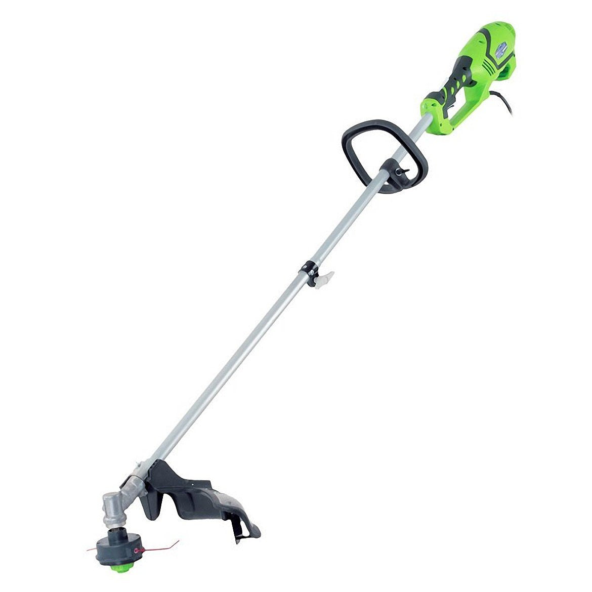 GreenWorks 21142 10A 18-Inch 10-Amp Electric Straight Shaft String Trimmer