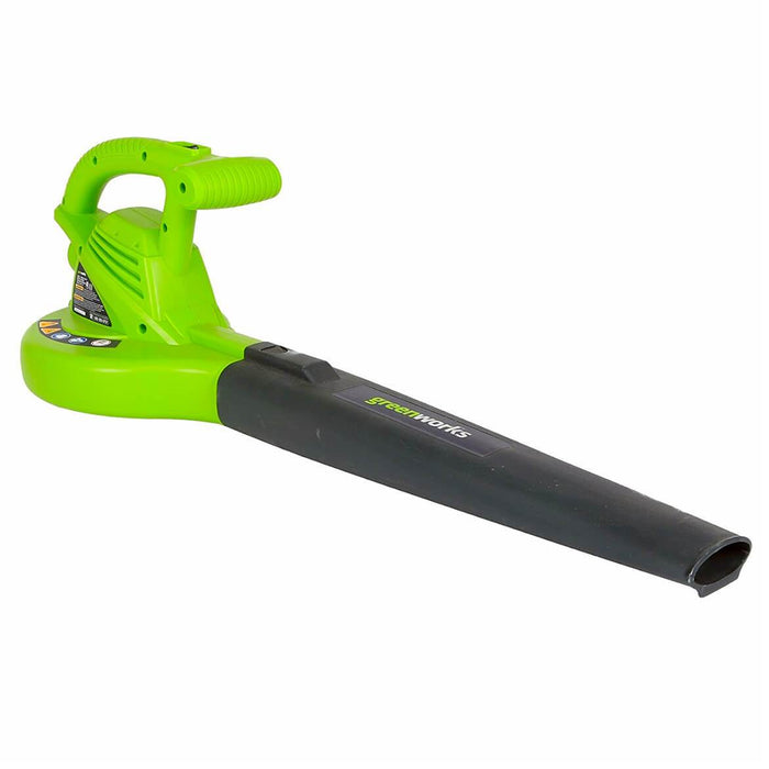 GreenWorks 2401502 9-Amp 170-Cfm 2-Speed Heavy Duty Corded Electric Blower