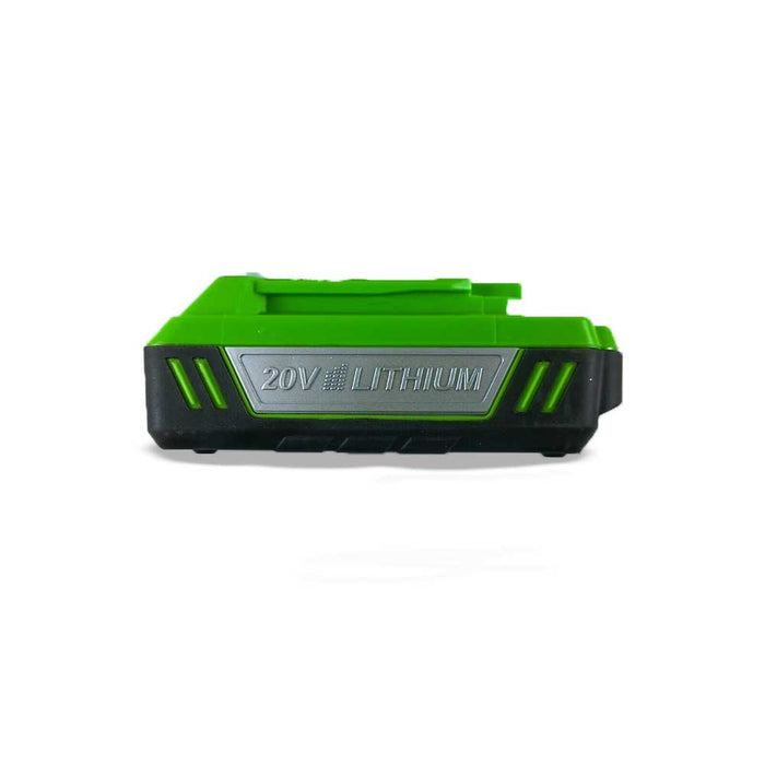 Greenworks 29332 20V 2 Ah Compact Lithium Ion Battery