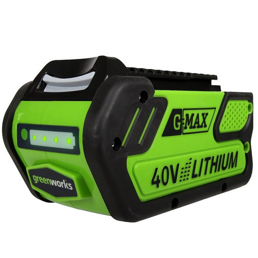 GreenWorks 29472 40-Volt 4.0Ah G-Max Quick-Charge Lithium-Ion Battery Pack