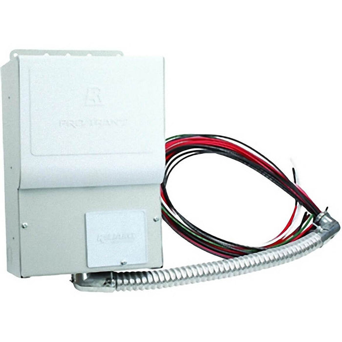 Reliance 306A 120-240-Volt 30-Amp 6-Circuit Pro/Tran Indoor transfer Switch
