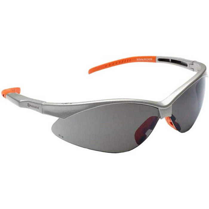 Husqvarna 501234508 Visual Durable UV Flex Protective Glasses w/ Bronze Lens