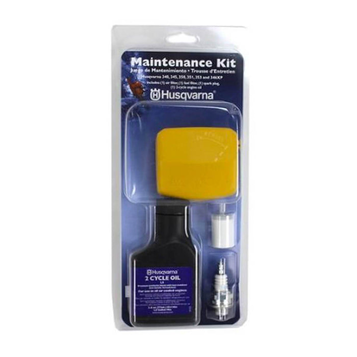 Husqvarna 531300503 Air and Fuel Filter Chainsaw Maintenance Kit