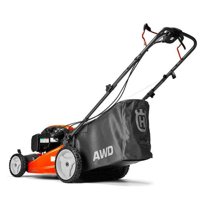 Husqvarna 961430129 21-Inch 163cc All-Wheel Drive Walk Behind Mower