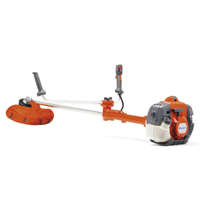 Husqvarna 966604702 34.6cc Bike Handle Professional Brush Cutter w/ Saw Blade