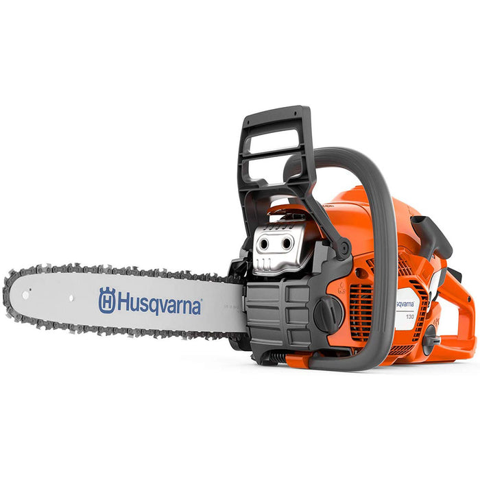 "Husqvarna 967108411 130 38cc 16"" 2 Cycle Gas Powered Chainsaw"